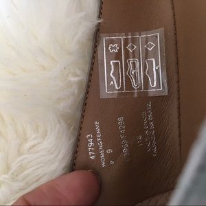 Lands' End Shoes - Land's End Suede Owl Ballerina Flats 🦉